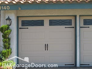Amarr Long Beadboard Garage Door